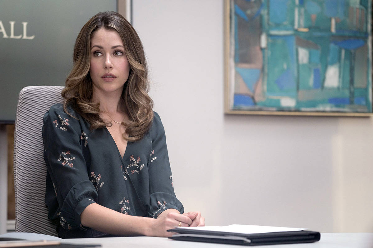 With the HBO comedy Silicon Valley winding down, Langley-born actress Amanda Crew is excited to see what new opportunities await. (Ali Paige Goldstein/HBO photo)