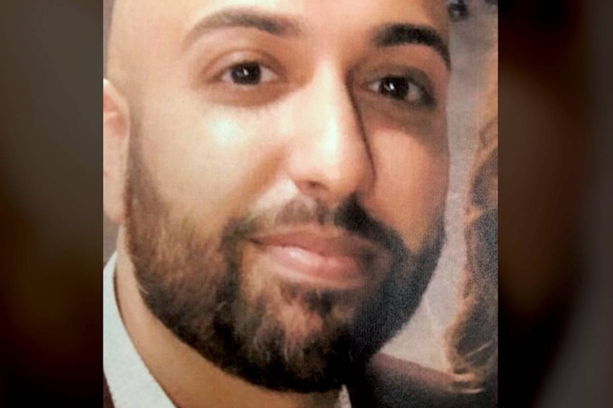 Homicide investigators say the disappearance of a 33-year-old Burnaby man is linked to ongoing gang warfare in the Lower Mainland. (IHIT)